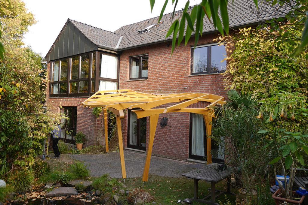 terrassenüberdachung gangelt